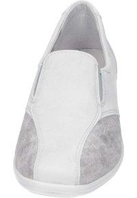 Comfortabel - Slip-ons - ice/silber - 4