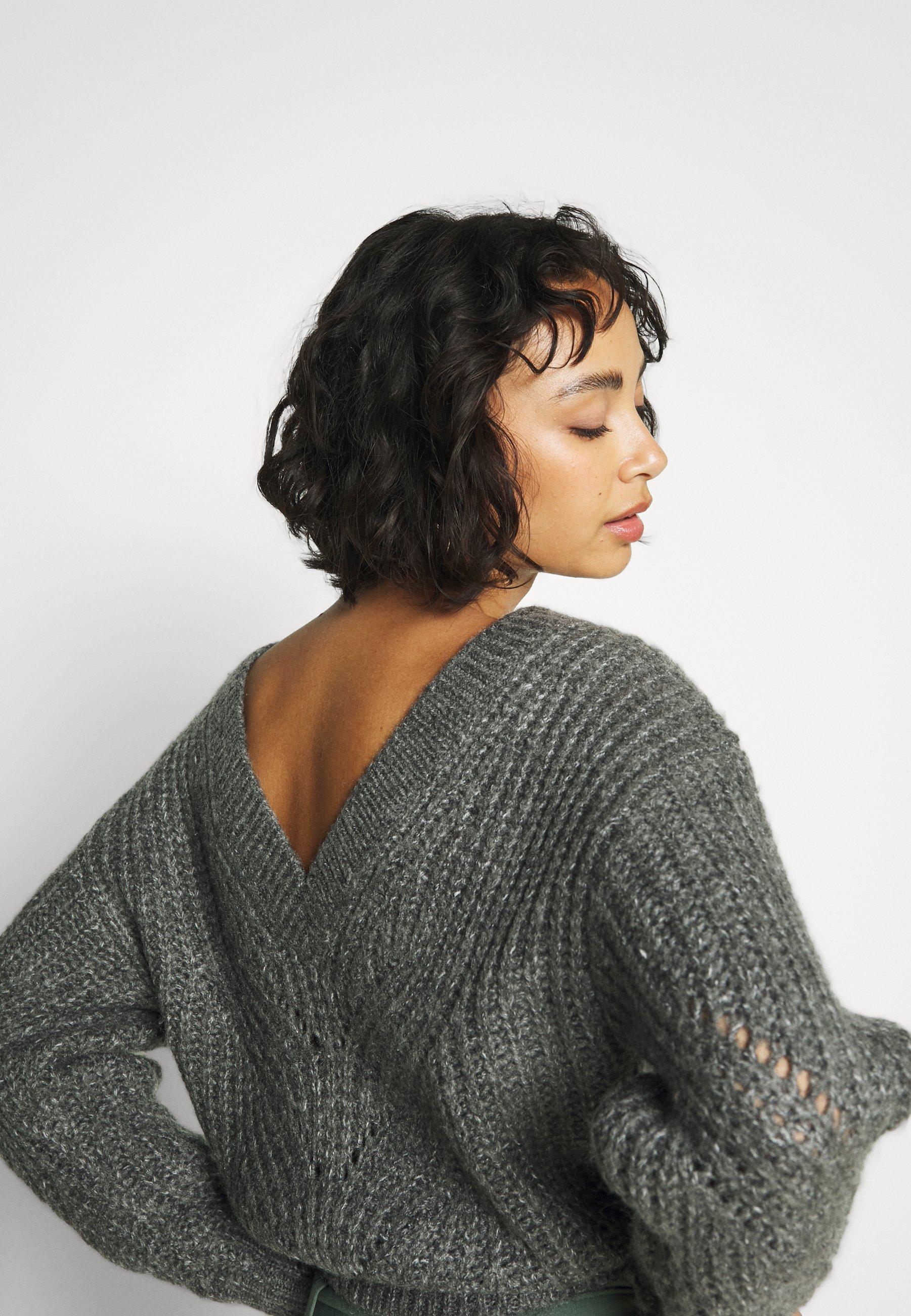 Femme VMPIXIE V BACK - Pullover