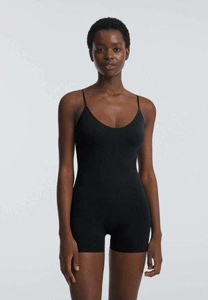 SOFT TOUCH - Jumpsuit - black