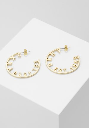 1989 ROUND HOOP - Earrings - gold-coloured