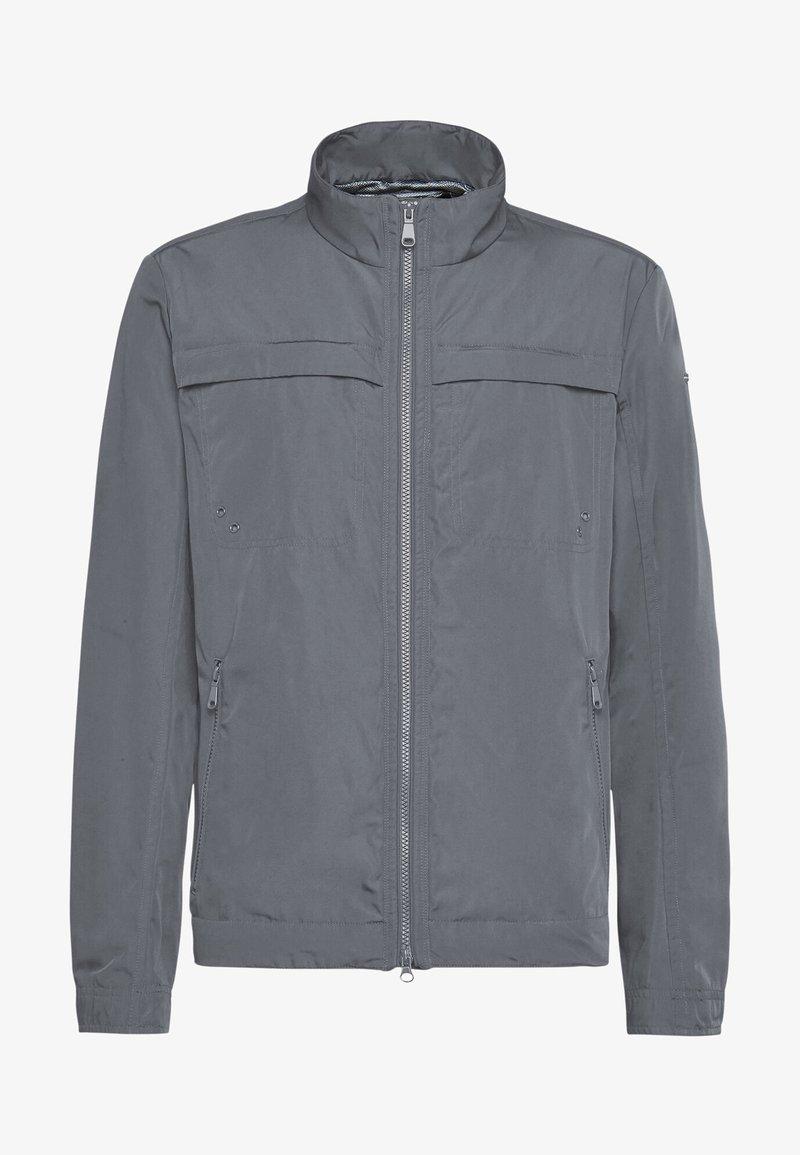 Geox - VESTES - Summer jacket - grey shadow f1553
