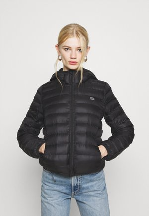 PACKABLE JACKET - Jas - caviar