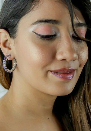 MILANO  - Earrings - purple
