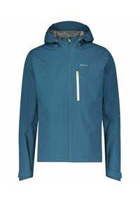 Meru - Outdoor jacket - petrol - 4