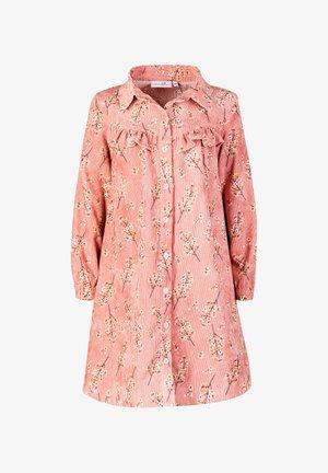Skjortklänning - dusty rose