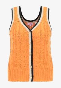 myMo - Cardigan - orange - 4