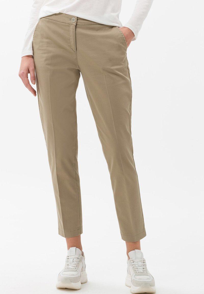 BRAX - STYLE MARON - Pantalon classique - khak