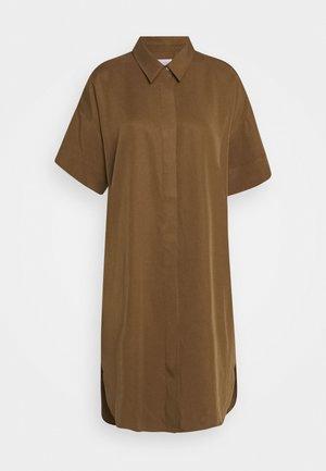 ARABELLA TUNIC - Button-down blouse - beech
