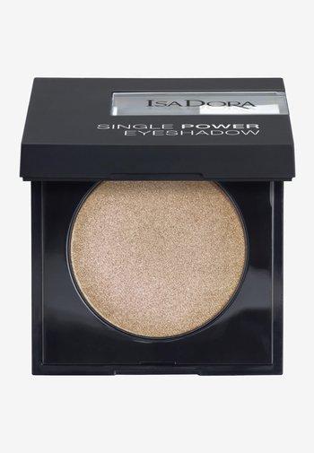 SINGLE POWER EYESHADOW - Eye shadow - frosted beige
