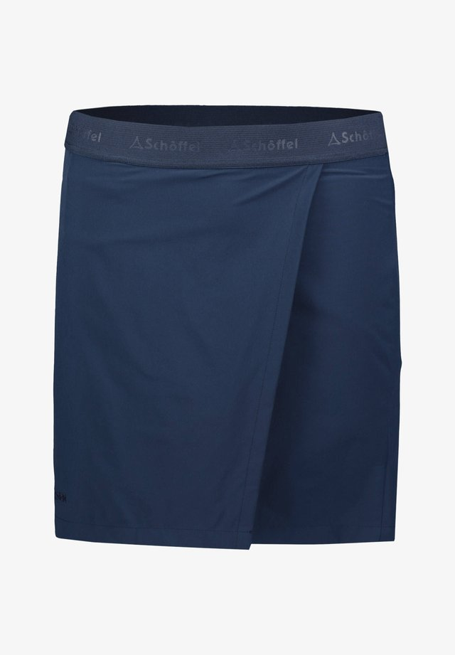 Sports skirt - marine