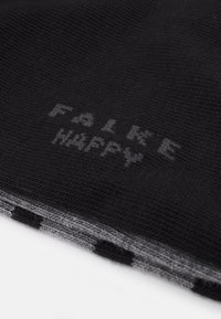 FALKE - HAPPY BOX 3 PACK - Socks - black - 2