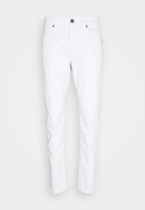 3301 SLIM - Džíny Slim Fit - elto white denim
