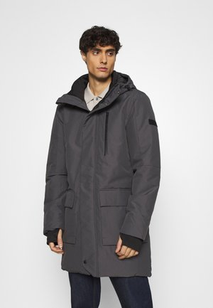 TECHNICAL - Parka - smoked pearl