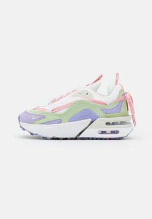AIR MAX FURYOSA - Sneaker low - summit white/purple dawn/honeydew/spruce aura/pink glaze