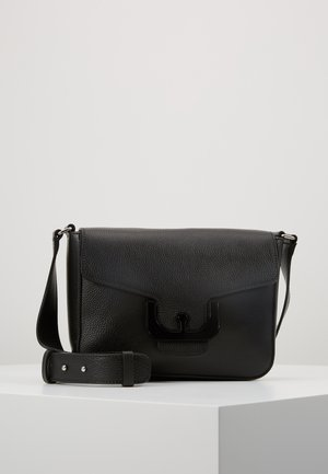 AMBRINE CROSS - Across body bag - noir