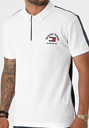 Polo shirt - blanco