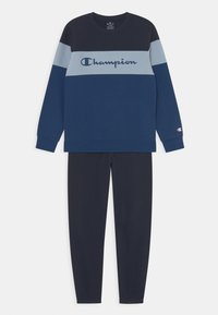 Champion - CREWNECK SET UNISEX - Dres - blue - 0
