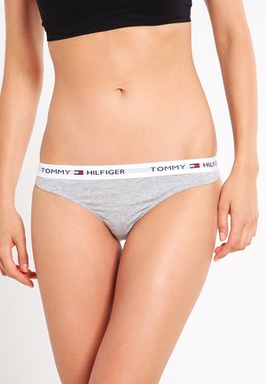 THONG ICONIC - Tanga - grey