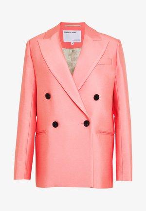 HAILEY - Cappotto corto - pink