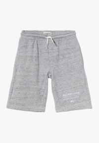 Quiksilver - EASY DAY TRACK  - Tracksuit bottoms - light grey heather - 0