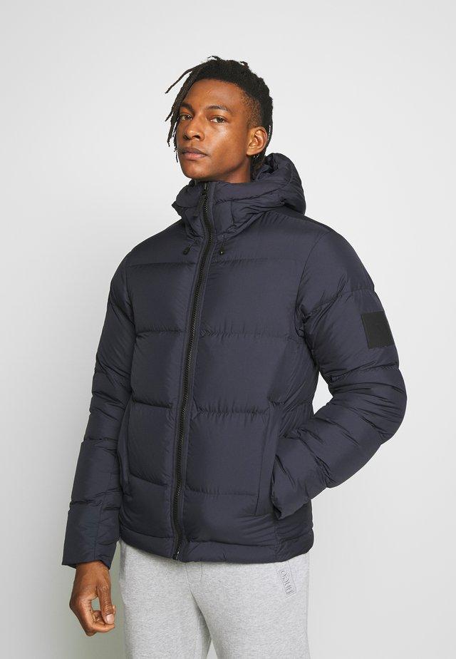 RIVEL JACKET - Down jacket - salute blue