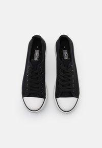 Miss Selfridge - IVANA FLAT  - Sneakers laag - black - 5