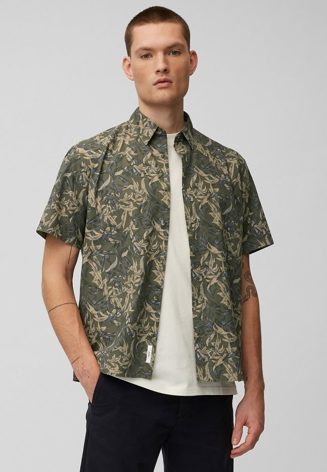Shirt - multi deep depth