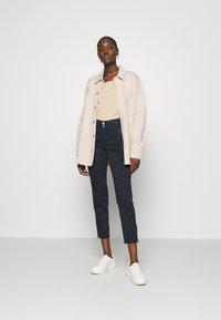 Mos Mosh - GILLES PANT - Cargo trousers - navy - 1