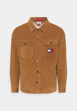 LINED UNISEX - Light jacket - desert khaki