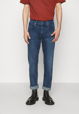 SLIMMY LEGEND - Slim fit jeans - dark blue