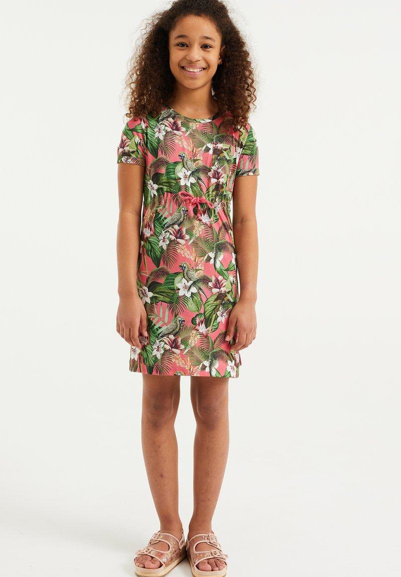 WE Fashion - Vestido informal - multi-coloured