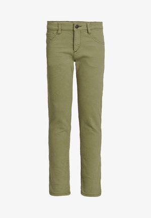 Slim fit jeans - army green
