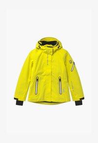 Reima - WINTER FROST UNISEX - Laskettelutakki - lemon yellow - 0