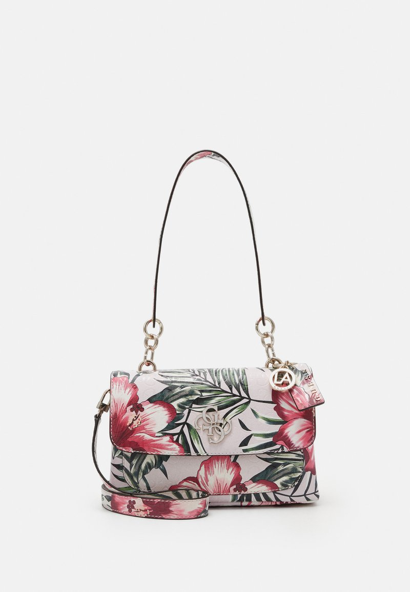 Guess - CHIC SHINE SHOULDER BAG - Bolso de mano - multi-coloured