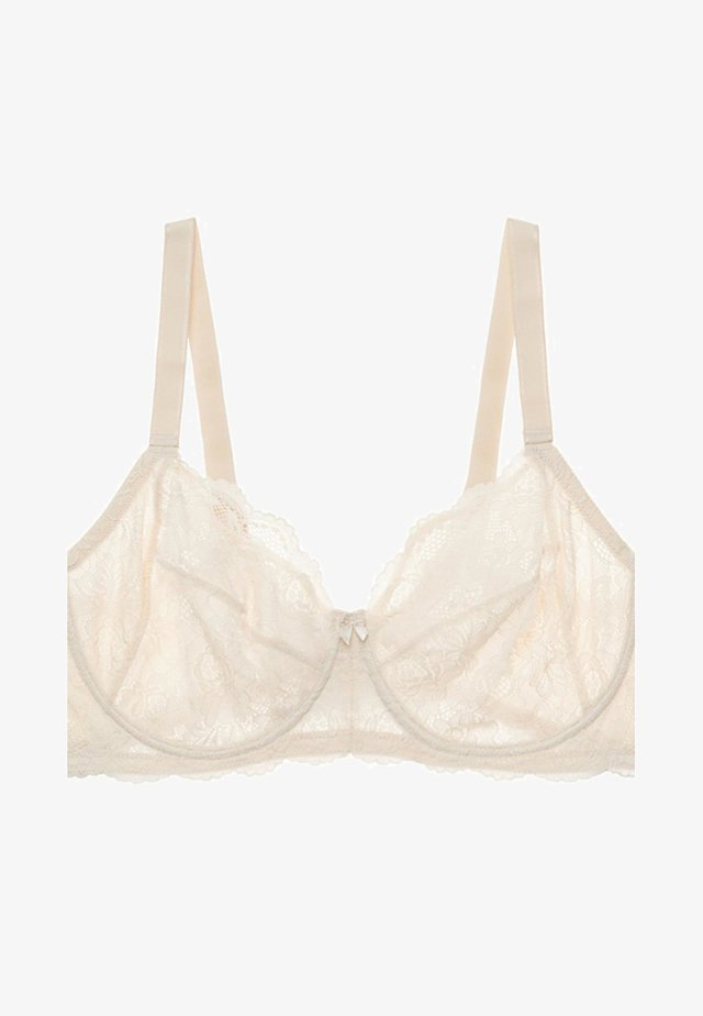 Underwired bra - off white