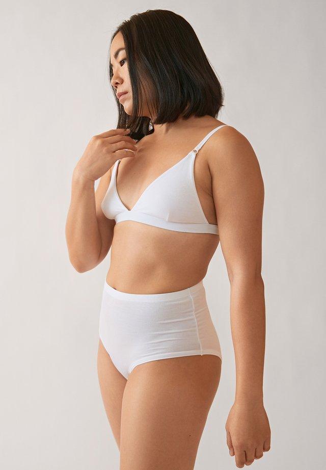 Triangel BH - white