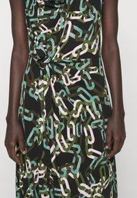 Diane von Furstenberg - AMY - Jersey dress - black - 4