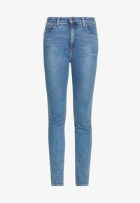 Lee - SCARLETT - Jeans Skinny Fit - brighton rock - 4