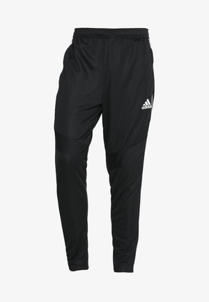 TIRO AEROREADY CLIMACOOL FOOTBALL PANTS - Träningsbyxor - black/white