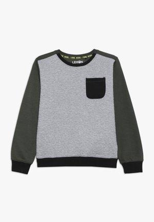 TEEN BOYS - Sweatshirt - dark grey melange