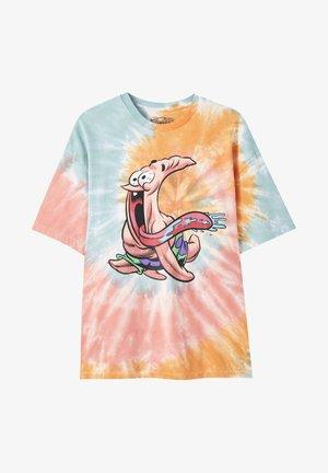 T-shirt con stampa - multi-coloured