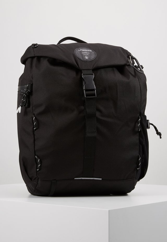 OUTDOOR BACKPACK - Ryggsekk - black