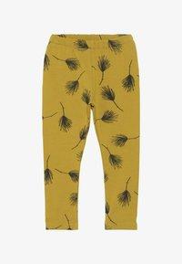 Mainio - PINE LEGGINGS - Leggings - Trousers - golden - 2