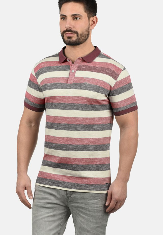 MHICCO - Polo - wine red