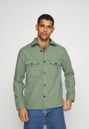 Skjorta - khaki/green