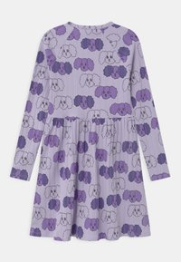 Mini Rodini - BABY FLUFFY DOG - Jersey dress - purple - 1