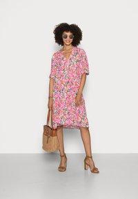 comma casual identity - Day dress - multi-coloured - 1