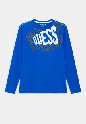 JUNIOR - Long sleeved top - blue romance