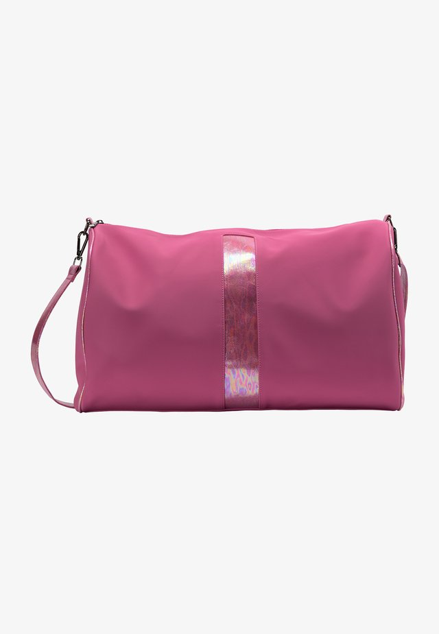 Weekend bag - pink