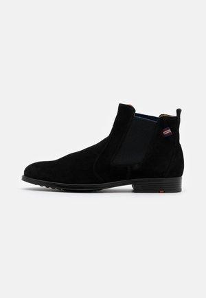 PATRON - Korte laarzen - schwarz